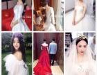 古月造型、金华专业新娘跟妆、婚纱礼服出租