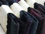【出口原单】羊绒混纺时尚拼色踩脚打底裤袜