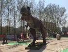 茂名低价出租仿真动态恐龙模型卡通海绵宝宝史努比展览
