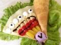 台湾特色冰淇淋手握卷饼,商场学校热卖,回本快