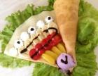 特色小吃加盟十大品牌,台湾特色小吃手握卷饼加盟