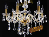 欧式经典 餐厅水晶吊灯 精美蜡烛灯 客厅卧室灯具灯饰 厂家直销