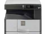广州花都立威维修出租SHARP夏普AR-2048复印机及加粉