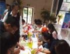 适合妈妈创业的儿童手工乐园项目