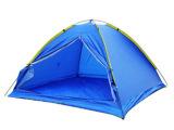 供应户外野营帐篷 多人帐篷 单层防紫外线帐篷 旅游帐篷