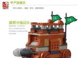 混批正版玩具小鲁班益智拼插式积木三国霹雳
