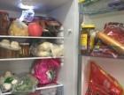 美的三开门冰箱转让