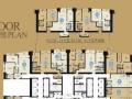 使用面积2500平,香蜜湖亚洲排名前茅,不限购贷76层10房