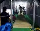 雪山吊桥-VR雪山吊桥-球幕电影-球幕电影院出租出售