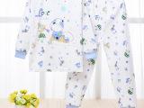 童套装2015秋季新款纯棉儿童内衣套装 卡通婴儿内衣服装 一件待