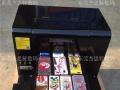 A3uv平板打印机 PVC软胶 金属卡片印刷机