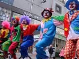 南京专业的婚庆舞台搭建公司 提供专业婚庆小丑表演