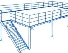 石家庄桥东区专注库房钢结构阁楼制作底商隔层厂房夹层安装二层