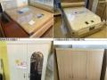 3000方大量积压库存二手家具床沙发衣柜餐台电视柜