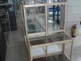 深圳精品货架展示架 大量供应精品货架 深圳玻璃展示架 组装展架