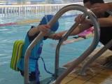 去老山游泳館