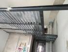 廊坊霸州商铺挑高隔层安装制作钢结构二层搭建