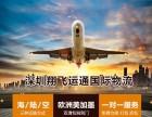 深圳市翔飞运通国际物流有限公司,国际快递