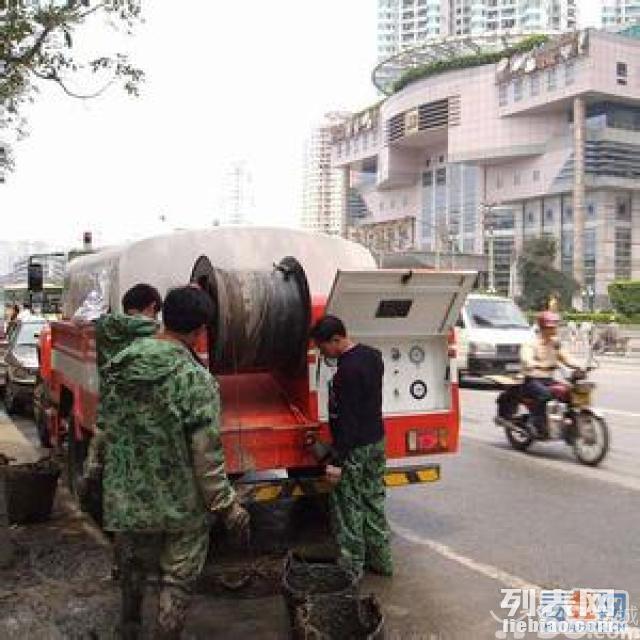 南昌专业高压清洗 疏通下水道 清理化粪池