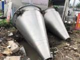 高價回收二手不銹鋼雙螺旋錐形混合機