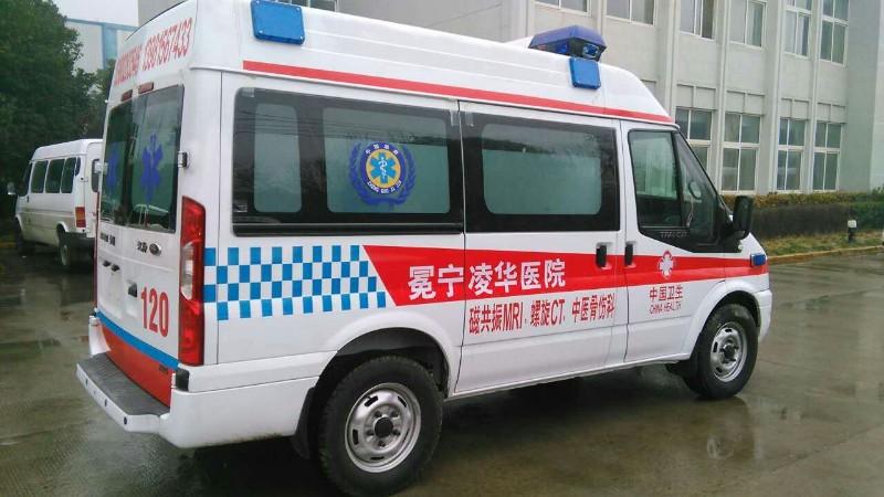 北京救护车出租 跨省救护车 长途救护车出租 6元一公里