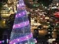 大型圣诞树户外圣诞树LED圣诞树出租出售