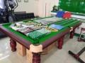 台球桌厂家大促销活动 台球桌超级大卖场台球桌专卖