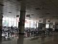 咸阳市实验中学食堂 摊位柜台 20平米