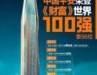 中国平安综合金融服务