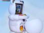 最新儿童游戏机设备糖果熊拍拍乐整场备配的小机台最新