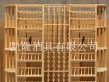 红酒架 木制酒架 实木酒架 红酒展示架 木架 葡萄酒木架 红酒木