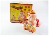儿童玩具 电动玩具 爬行娃娃 龙娃 灯光音乐 玩具批发