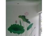 厂家直销大型舞台背景婚庆婚礼室内外墙绘壁画工程