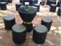 广州音乐节电音节物料家具沙发沙发凳出租租赁