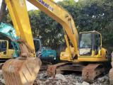 二手挖土车 120挖掘机