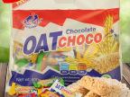 好绿源燕麦巧克力400g 出口麦片 休闲食品喜糖零食特产批发