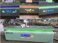 工厂直销超亮三星手机柜台苹果手机展示柜华为体验台受理台维修台