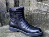 休闲男靴时尚潮流靴子头层真皮靴子韩版英伦