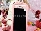 迪斯尼苹果5手机壳边框iphone5边框壳硅胶边框iphone5