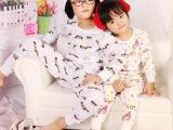 2014新生儿内衣套装 儿童纯棉春秋季保暖内衣 空调服 童套装