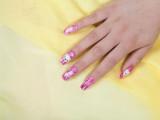 果酱紫色指甲油胶 美甲店专用 钢化封层美甲光疗甲油胶批发包邮