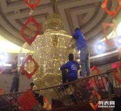 黄村专业安装灯具黄村安装水晶灯瀛海维修灯具庞各庄安装吊灯维修