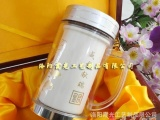 [霞光正品]S990纯银水杯 银杯子纯银