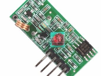 远距离超再生接收模块 MHZ控制板专用模块