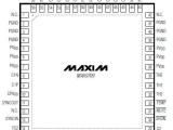 D类/数字功放ic 专业代理商MAX97