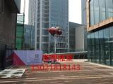 中山玻璃钢五彩气球雕塑 商业街布景雕塑摆件定制
