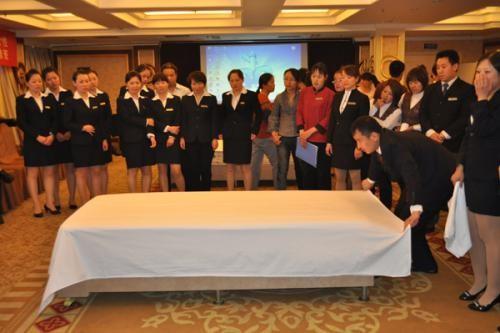 北京什么地方有全日制培训酒店管理的?