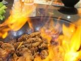鄂州第一家小橙都特色美食川派火焰鹅