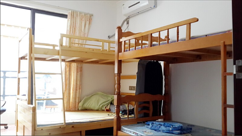 南山科技园 青年旅舍 真实床位