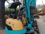 福建漳州 小型二手20,35,60履带,轮式挖掘机